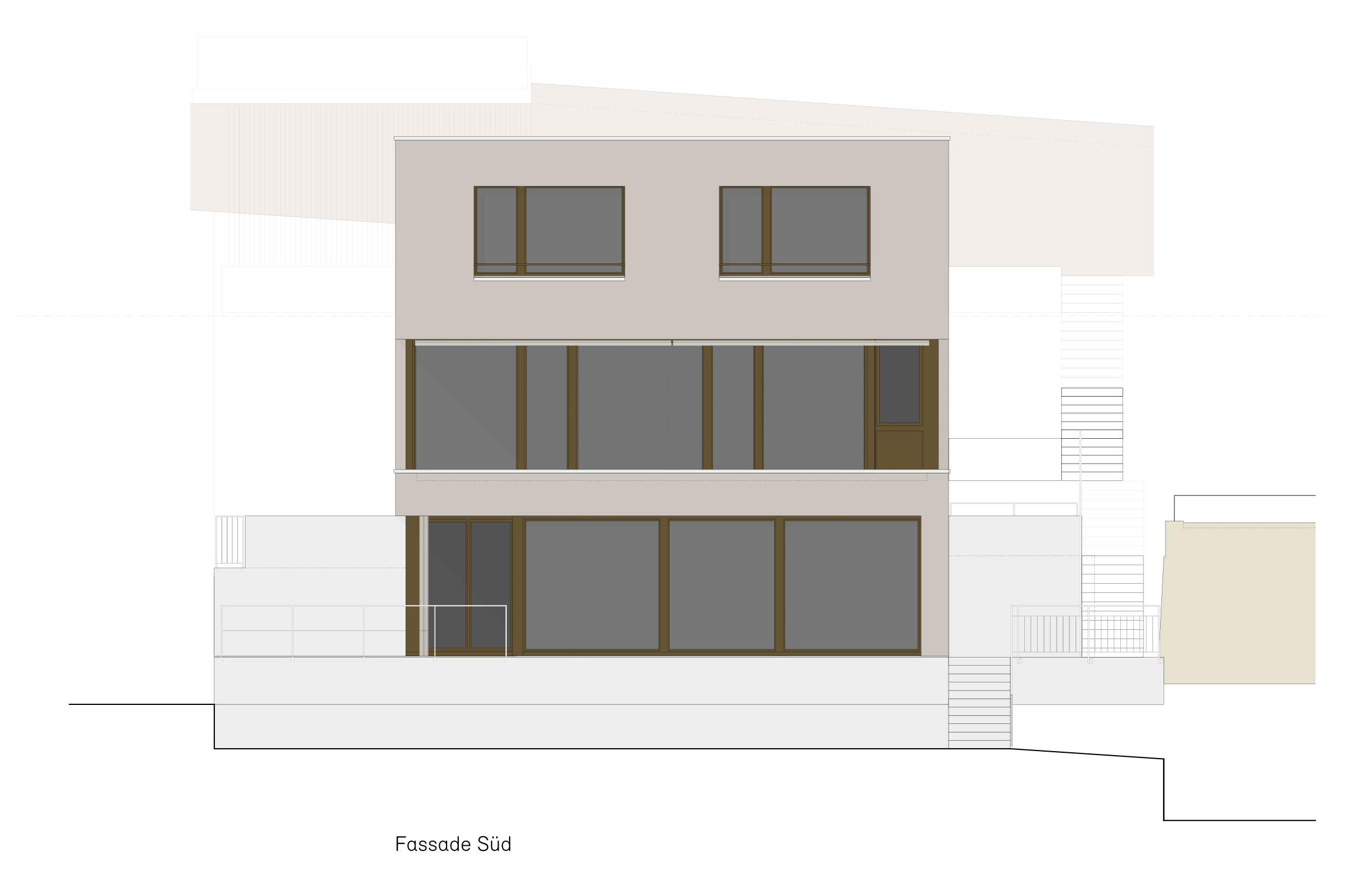 324 5 Fassade Süd