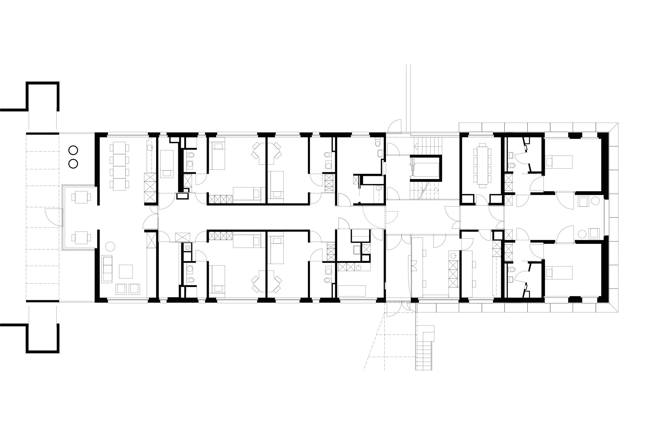 413 3 3 Birken Haus Erdgeschoss