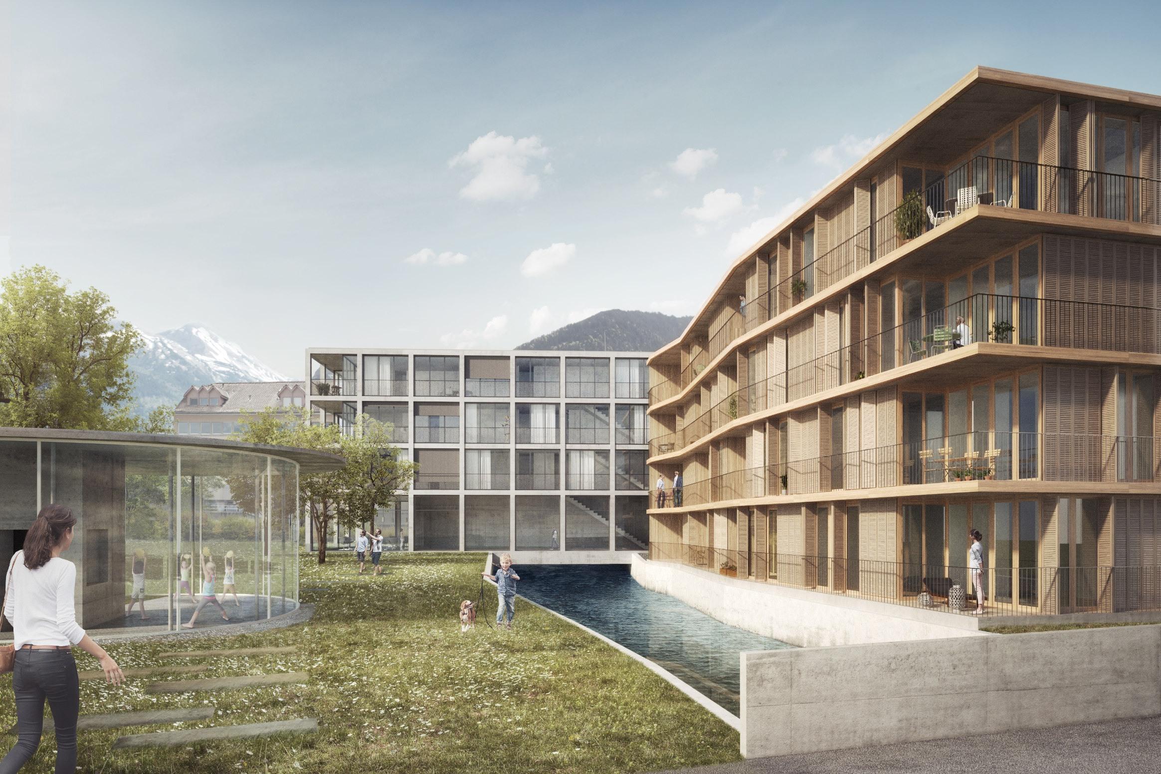 439 1 15101 Schär Buri Architekten AG WBW Ruag Areal Unterseen EXT b 150521