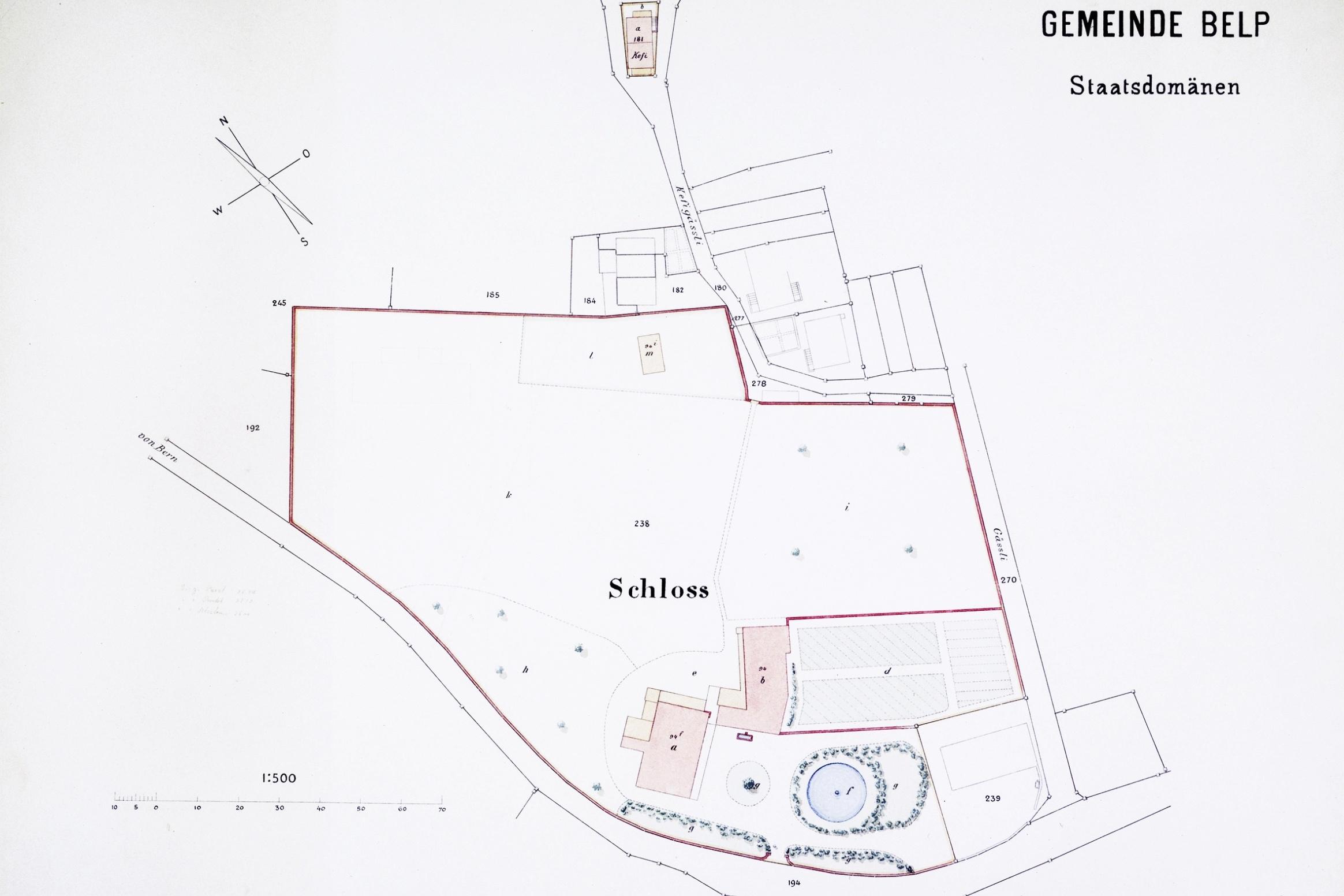 445 2 Schlossareal 1899