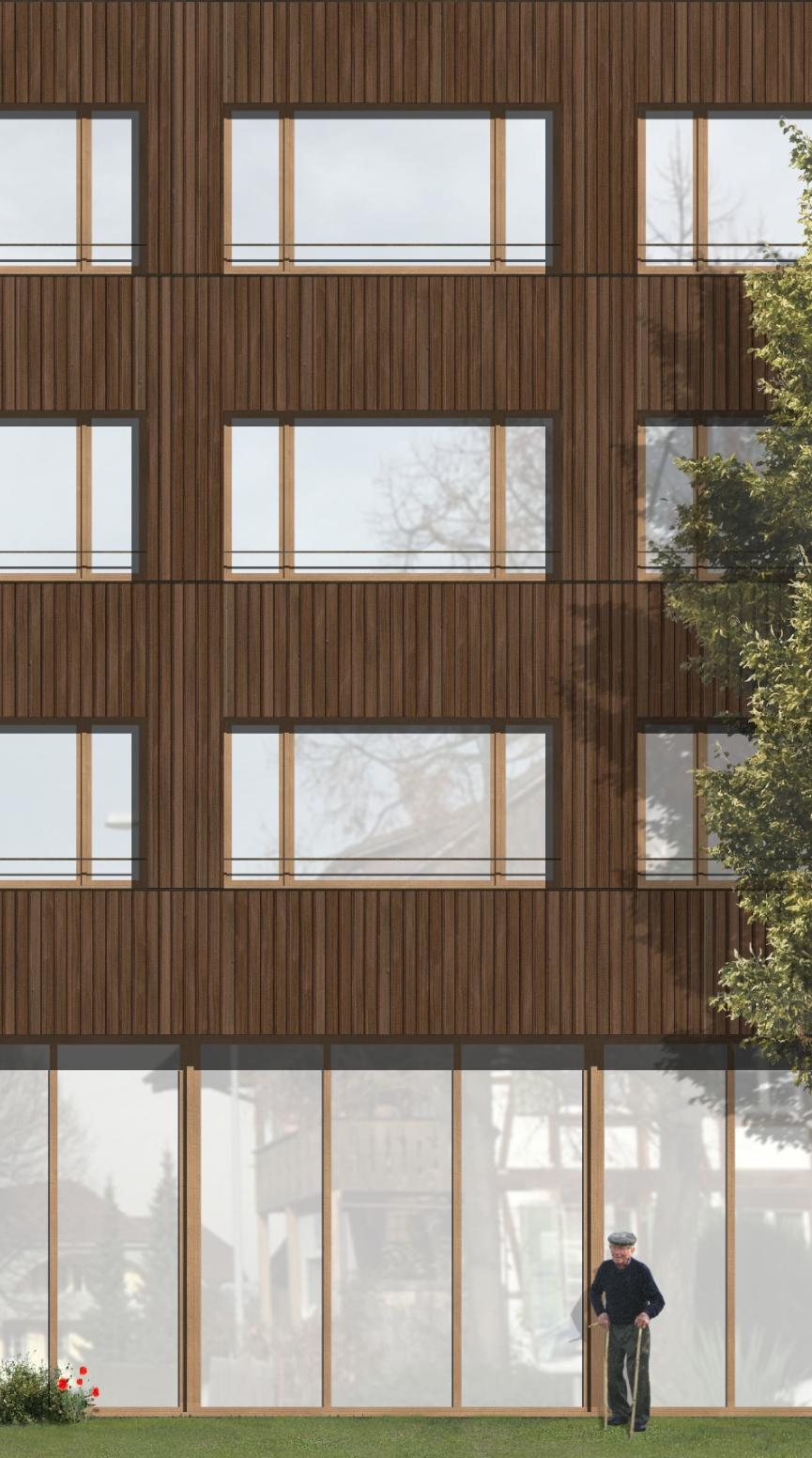 491 6 Fassadeausschnitt