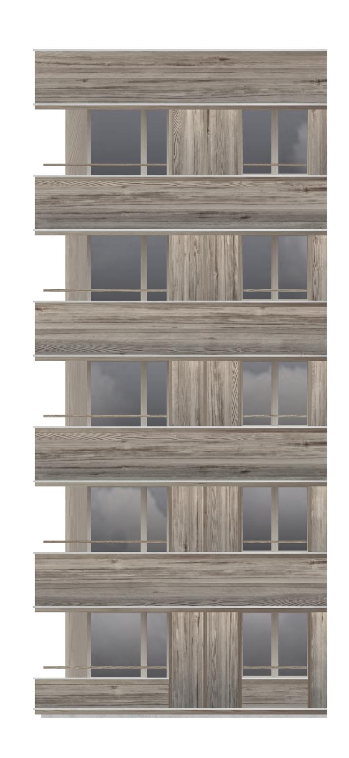 498 8 FAS Ausschnitt Wohnhaus 5 Geschosse